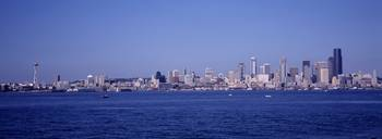 Skyline Seattle WA