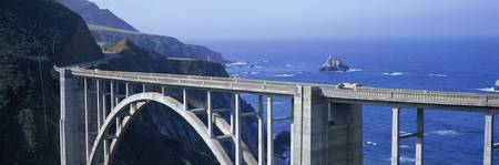 Bixby Bridge Big Sur CA
