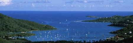 Coral Harbor Coral Bay East End St. John US Virgi