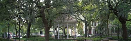 Whitefield Square Historic District Savannah GA