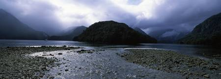 Fjords in Doubtful Sound
