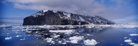 Cape Adare Ross Sea Antarctica