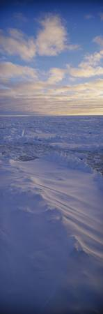 Sea Ice Ross Sea Antarctica