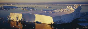 Iceberg Ross Sea Antarctica