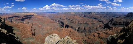 View from North Rim Grand Canyon National Park Ar