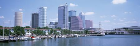Skyline and Garrison Channel Marina Tampa FL