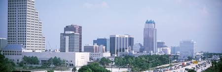 Skyline and Interstate 4 Orlando FL