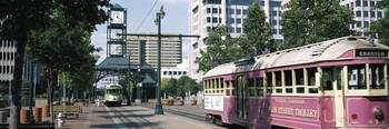 Main Street Trolley Memphis TN