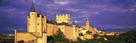 Alcazar Castle Segovia Spain