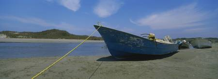 Fishing Boat Mexico