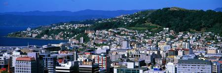 Wellington North Island New Zealand
