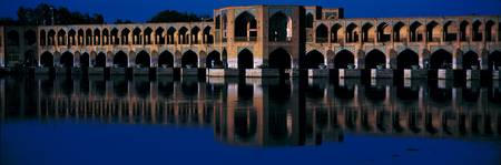 Khaju Bridge Esfahan Iran