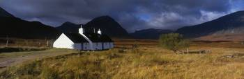 Highlands Cottage Glencoe Scotland