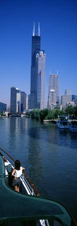 Chicago River Chicago IL
