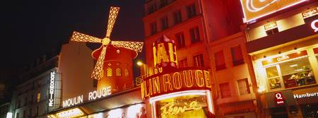 Moulin Rouge Paris France