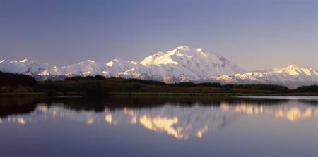 Mount McKinley Denali National Park AK