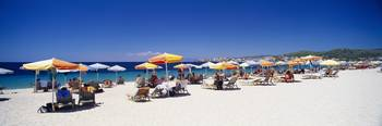 Beach Porto Carras Greece
