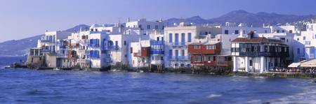 Mykonos Cyclades Greece