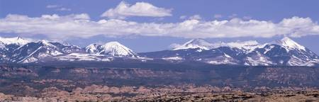 La Sal Mtns Arches National Park UT
