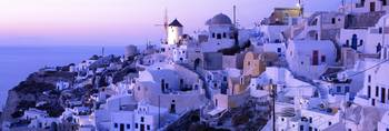 Evening Santorini Greece