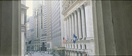 New York Stock Exchange Wall St New York NY