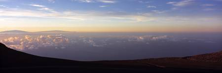 Sunrise Haleakala Crater Haleakala National Park