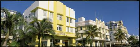 Art Deco District Miami FL