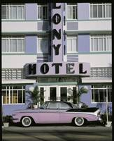 Classic Car Colony Hotel Miami Beach FL