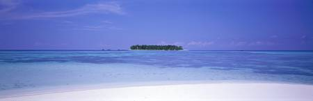 Ocean and Island Vabbinfalu Maldives