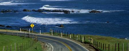 Pacific Coast Highway Mendocino Co CA