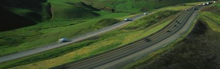 Route 580 Altamont Pass CA