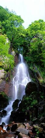 Waterfall Alsace France