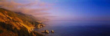 Coastline Big Sur CA