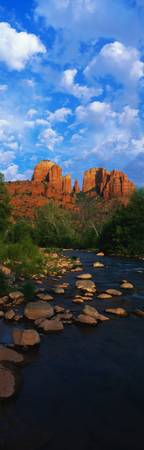 Cathedral Rock Oak Creek Red Rock Crossing AZ