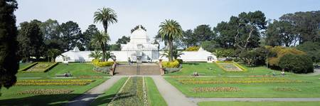 The Conservatory Golden Gate Park San Francisco C