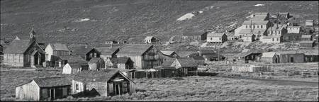 Bodie State Historic Park CA