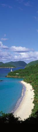 Trunk Bay North Shore St John US Virgin Islands