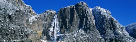Bridalveil Fall Yosemite National Park CA