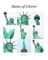 Statue of Liberty Collage