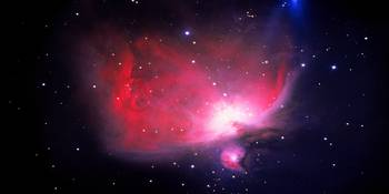 Orion Nebula (Photo Illustration)