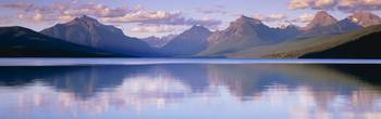 Lake McDonald Glacier National Park MT