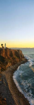 Point Vicente Lighthouse CA