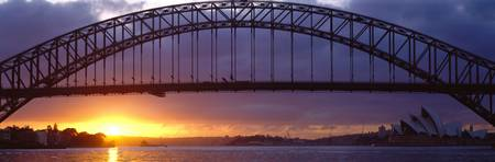 Sydney Harbor Bridge Sydney (New South Wales ) Au