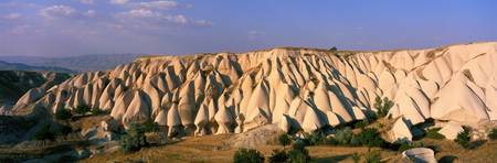 Pinnacles Goreme Valley Cappadocia Turkey