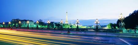 Alexandre III Bridge Paris France