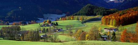 Countryside near Ramsau Germany