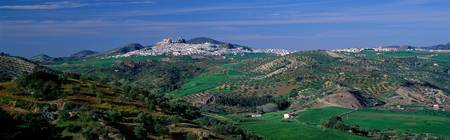 Olvera Andalusia Spain