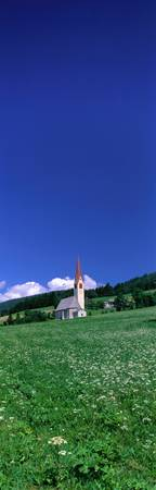 Country Church Bavaria Germany