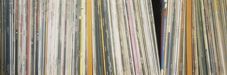 Row Of Music Records