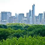 """View over Central Park, NYC"" by BonVivantPhotography"